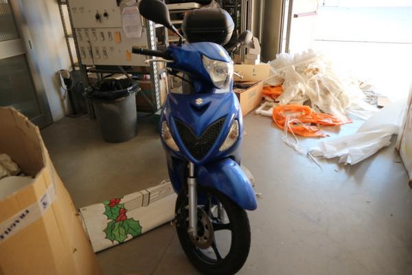 Immagine n. 7 - 2593#2668 Motociclo Suzuki Motor Espana WVCN
