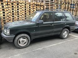 Land Rover LP 2 5 MAN - Lot 1 (Auction 2669)