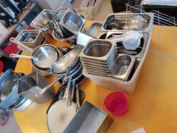 Utensili da cucina Paderno e misuratori fiscali Ditron - Asta 2685