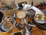 Utensili da cucina Paderno e misuratori fiscali Ditron - Lotto 1 (Asta 2685)
