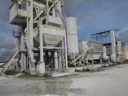 Impianto per la produzione di conglomerato bituminoso - Lotto 13 (Asta 2689)