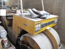 Kaelble compactor roller - Lot 5 (Auction 2689)