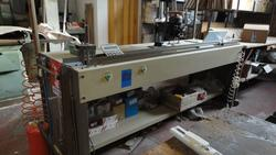 Effer squaring machine and bench IBP sawing machine - Lot  (Auction 2695)