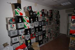 AGV motorcycle helmets - Lot 300 (Auction 2697)
