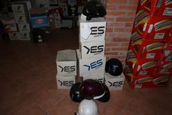 Motorcycle helmets - Lot 302 (Auction 2697)