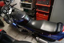 Kawasaki ZX 600D motorcycle - Lot 403 (Auction 2697)
