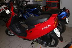 Cagiva 125 Passing motorcycle - Lot 404 (Auction 2697)