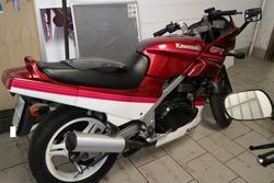 Kawasaki EX 500 A3 motorcycle - Lot 405 (Auction 2697)