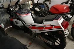 Yamaha 2HWFZ600 motorcycle - Lot 407 (Auction 2697)