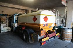 Iveco tanker truck - Lot 2 (Auction 2703)