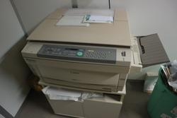 Office furniture and equipment - Lot 105 (Auction 2711)