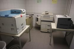 Canon and Hp printers - Lot 55 (Auction 2714)