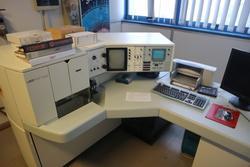 Postazione Becton Dickinson e attrezzature laboratorio - Asta 2715