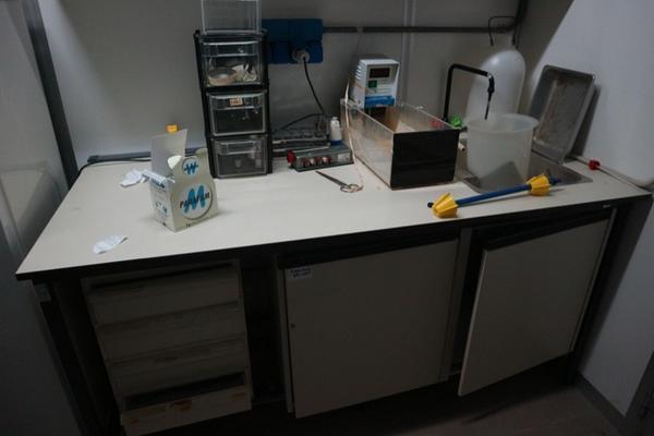 20#2715 Arredi laboratorio