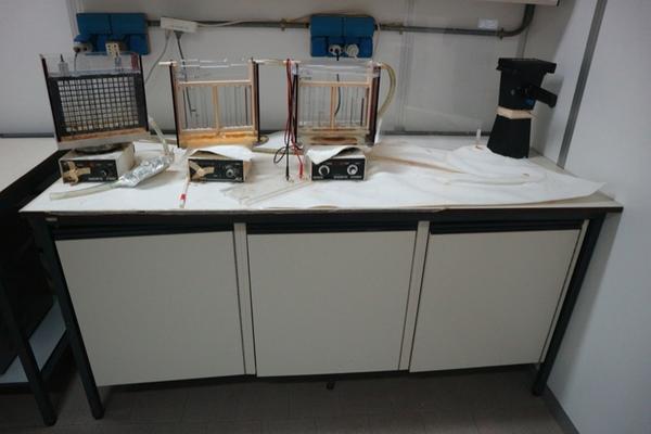 28#2715 Arredi laboratorio