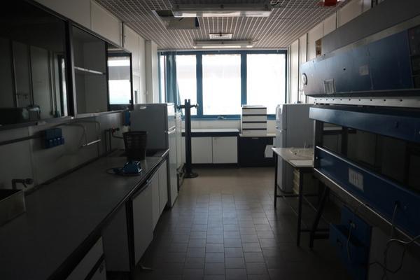 Lotto cappa gelaire e arredi laboratorio for Arredi laboratorio