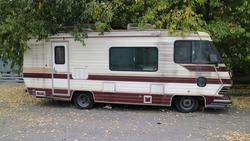 Camper motorhome Chevrolet Chassis - Lotto 35 (Asta 2728)