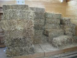 Hay bales - Lot 4 (Auction 2733)