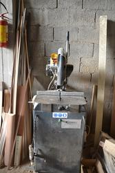 Simal hinge boring inserting machine and exhibitors for doors - Lot  (Auction 2734)