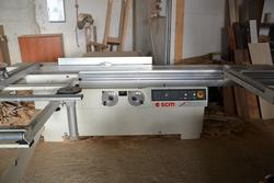 SCM squaring machine - Lot 3 (Auction 2734)