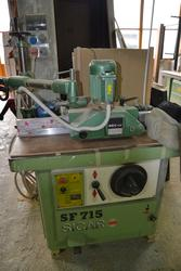 Sicar milling machine - Lot 5 (Auction 2734)