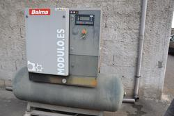 Balma compressor - Lot 8 (Auction 2734)
