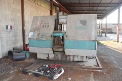 Imet hydraulic band sawing machine - Lot 12 (Auction 2738)