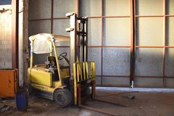 Hyster liftruck - Lot 3 (Auction 2738)