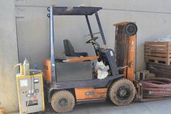 Toyota forklift - Lot 150 (Auction 2746)