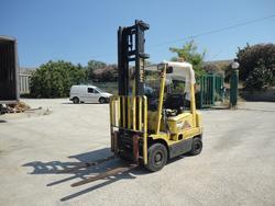 Hyster fork - Lot 1 (Auction 2756)