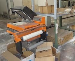 Minipack Torre shrink wrapping machine - Lot 10 (Auction 2756)