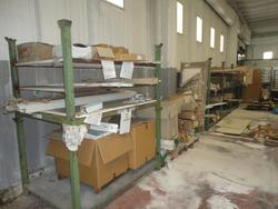 ABB Lucas System shelving - Lot 6 (Auction 2756)