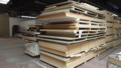 Chipboard and MDF sheets - Lot 1 (Auction 2759)