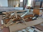 Pannelli legno nobilitato - Lotto 12 (Asta 2759)