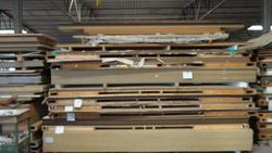 Laminated and chipboard panels - Lot 22 (Auction 2759)