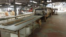 Equipment line oven for flat packaging - Lot 45 (Auction 2759)