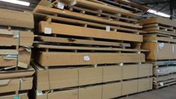 Mdf faced wooden slabs - Lot 5 (Auction 2759)