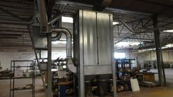 Sawdust collection silos - Lot 51 (Auction 2759)