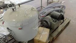 Generatore e pressurizzatore Rietschle Macro - Lotto 65 (Asta 2759)