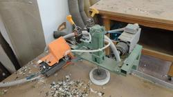 Tecnolegno drilling and sanding machine - Lot 66 (Auction 2759)