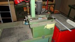 Sharpening machine - Lot 88 (Auction 2759)