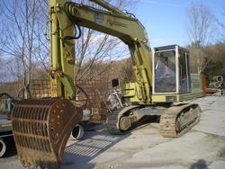 Hydromac 115 Turboeuropa excavator - Lot 12 (Auction 2762)