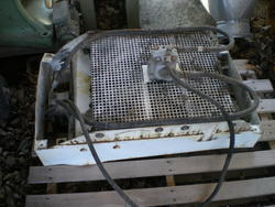 Oil cooling radiator - Lot 15 (Auction 2762)
