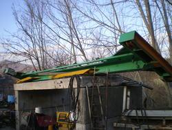 Disassembled bridge crane - Lot 21 (Auction 2762)