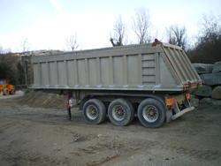 Piacenza semi trailer - Lot 28 (Auction 2762)
