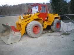 Hanomag 44 C backhoe loaders - Lot 29 (Auction 2762)