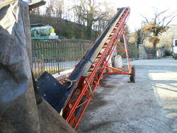 Conveyor belt - Lot 4 (Auction 2762)