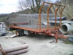 Trilatic Drawn car - Lot 46 (Auction 2762)