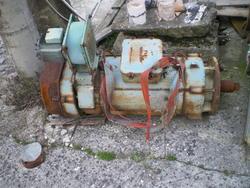 Motore elettrico con raffreddamento - Lotto 53 (Asta 2762)