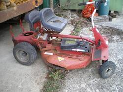 Snapper mower - Lot 54 (Auction 2762)